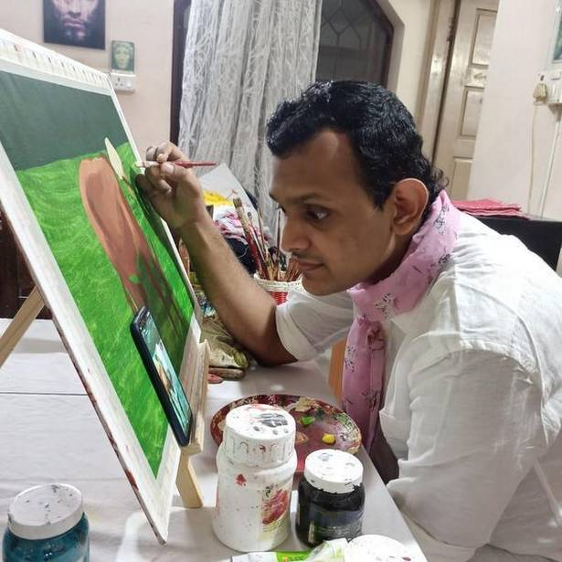 The Hindu: Get custom portraits created by artists with disabilities through the Portrait Perfect Valentine initiative
